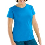 Ladies Longer Length T-Shirt