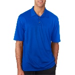 Mens JERZEES� SPORT Polyester Polo