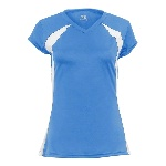 "Polyester Color Block ""Zone"" Athletic Jersey"