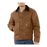Sandstone Traditional Jacket, Arctic Quilt Lined