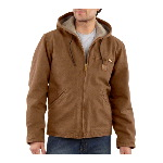 Sandstone Sierra Jacket, Sherpa Lined
