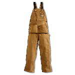 Duck Carpenter Bib Overall, Unlined