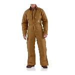 Duck Coverall, Arctic Quilt Lined