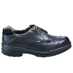 Men�s DuraShocks SR Direct-Attach Steel-Toe EH Black Oxford