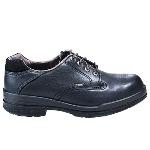 Men�s DuraShocks SR Direct-Attach Steel-Toe EH Black Oxford