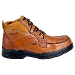 Men�s DuraShocks Explorer II Steel-Toe Unlined Moc-Toe Chukka