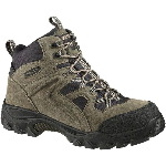Men�s Hiker Boot, Wolverine Brighton Steel Toe EH Slip Resistant, Mid-Cut