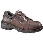 Womens Steel-Toe Electrical Hazard Oxford