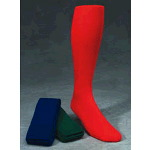 Socks, Solid Utility-Sports Over-Calf Socks, 8-10 Shoe Size