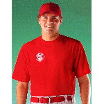 T-Shirt Design Adult Baseball Jersey