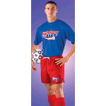 T-Shirt Design Adult Soccer Jersey
