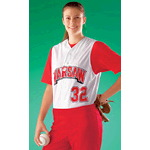 T-Shirt Design Adult Softball Jersey