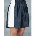"4"" Color Side Womens Varsity Basketball Short"