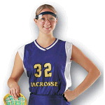 "4"" Color Side Womens Varsity Basketball Jersey"