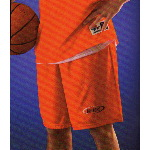 "Oversized ""Pro-cut"" Men�s Multi-Sport Mesh Short"