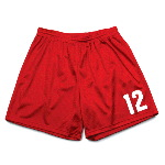 Adult Multi-Sport Mesh Short