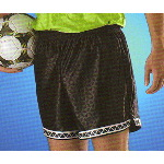 Pyramid Design Tape Adult Soccer Short