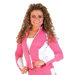 Womens Lycra Activewear Jacket