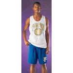 Mens Heavy-Duty Reversible Mesh Tank