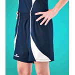 10/90 Spandex/Cationic Polyester Womens Tennis Skirt