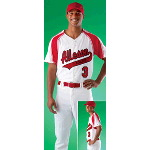 Inserted Shoulder Adult Baseball Jersey