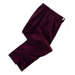 100% Polyester Breakaway Warm-up Pant