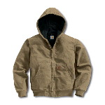 Sandstone Active Jacket, Thermal Lined