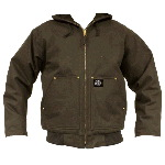 Premium Insulated Hooded Fleece Lined Jacket