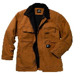 Premium Insulated Fleece Lined Chore Coat