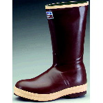 "Rubber Boot, Mens 15"" Insulated Neoprene Working Boot"