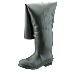 Rubber Boot, Bullhead 32 Insulated Hip Boots