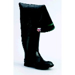 "Rubber Boot, Mens 31"" Hip Boots with Pull-On Loops"