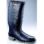 "Rubber Boot, 15"" Iron Duke Knee Working Boot"