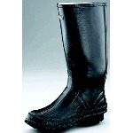 "Rubber Boot, Mens 17"" Irrigation Steel Toe Working Boot"