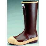"Rubber Boot, 15"" Neoprene Steel Toe Working Boot"
