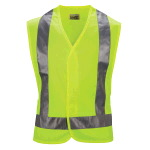 Mens Hi-Visibility Safety Vest