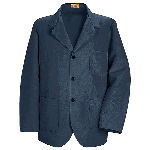 Mens Lapel Counter Coat