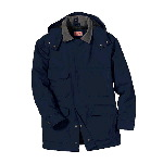 Blended Quilted Duck Chore Coat
