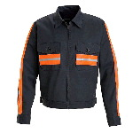 Mens Enhanced Visibility Jacket