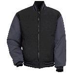 Mens Duo Tone Team Jacket