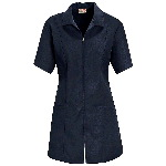 Ladies Zip Front Smock