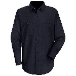 Mens Long Sleeve Work NMotion� Shirt