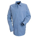 Concealed Gripper�Pocketless Shirt