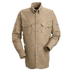 Mens 6oz. Dress Uniform Shirt - HRC1