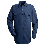 Button Front Work Shirt - HRC2