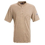 Short Sleeve Henley Shirt - HRC1