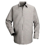 Mens Long Sleeve Specialized Pocketless Shirt