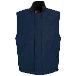 Blended Duck Snap Front Vest