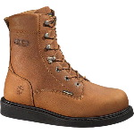 "Mens Hazard DuraShocks� Wedge 8"" Slip Resistant Working Boot"