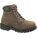 "Mens McKay Waterproof Internal Metatarsal Guard 6"" Steel Toe EH Safety Boot"